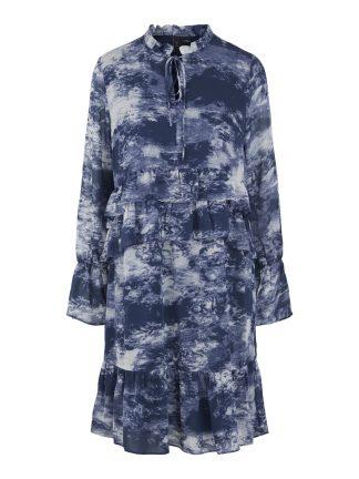 Blå kjole Yas