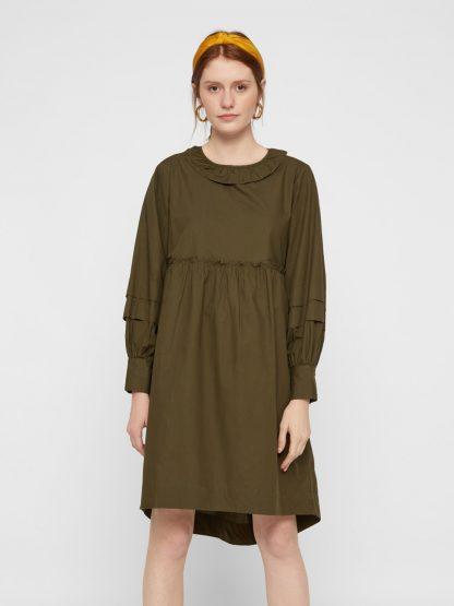 Grønn kjole Pieces