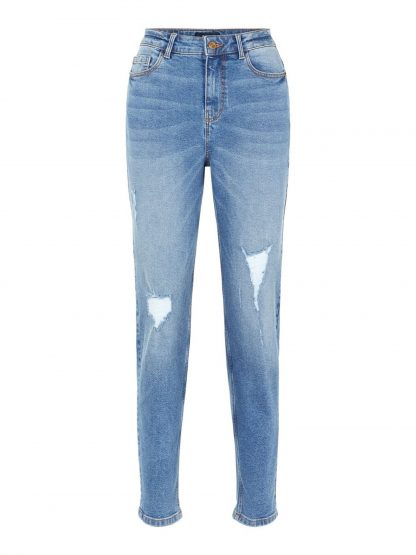 Mom jeans Pieces – Pieces mom jeans Keisa – Mio Trend