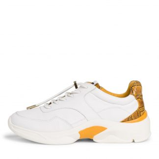 Tamaris hvit sko