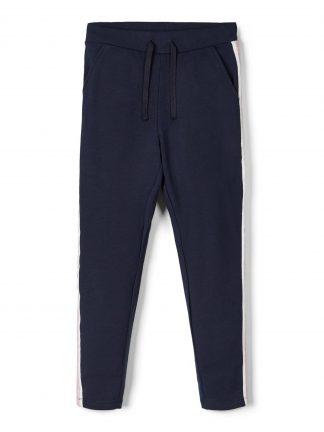Marineblå bukse Name It