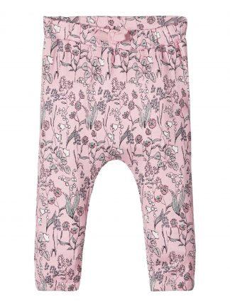 Rosa bukse baby jente