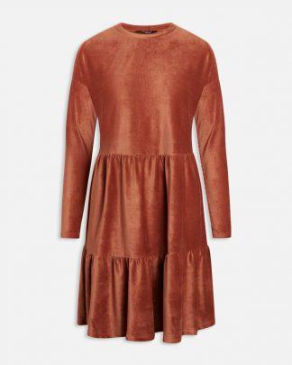 Sisters Point kjole brun