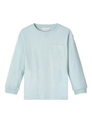 Name It lyseblå genser