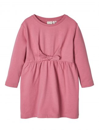 Rosa kjole Name It