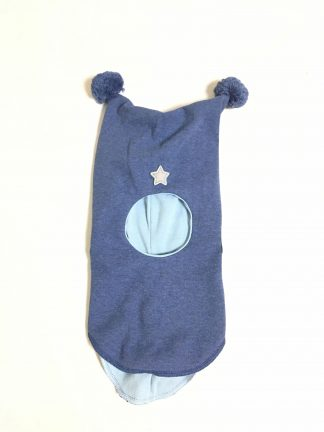 Kivat blå balaclava