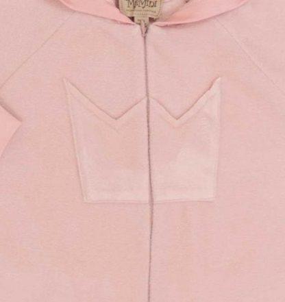 Memini rosa fleecedress