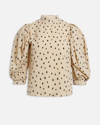 Sisters Point beige bluse