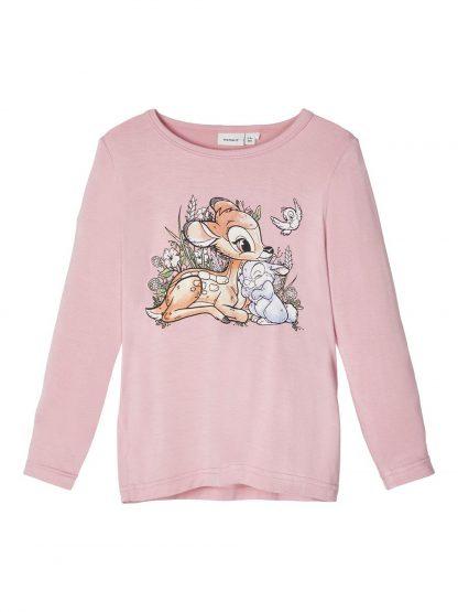 Rosa genser viskose – Name It rosa genser viskose Bambi – Mio Trend