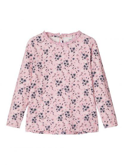 Name It genser blomster – Name It rosa genser Dagne – Mio Trend