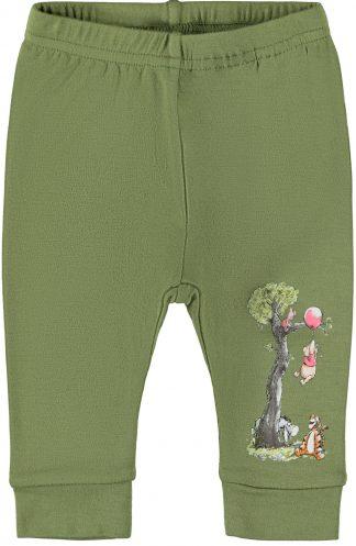 Grønn bukse baby