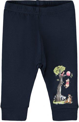 Marineblå bukse baby