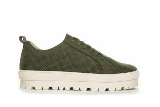 Grønn sko Duffy