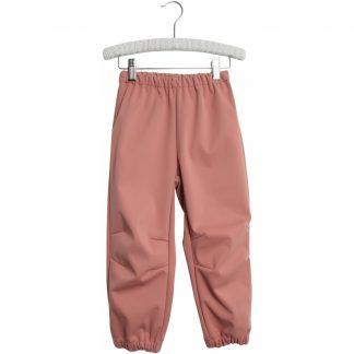 Rosa bukse softshell