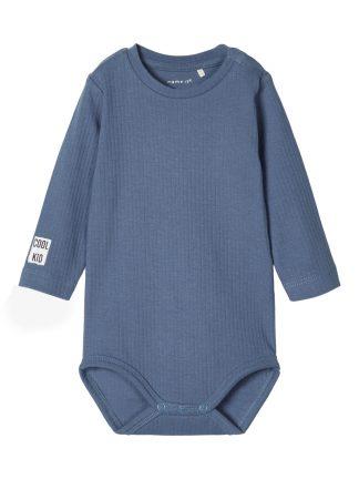 Blå body baby