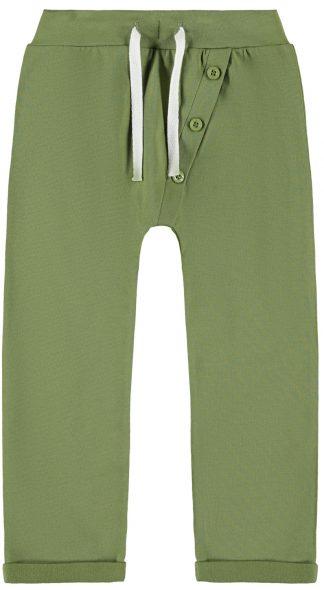 Grønn bukse til gutt