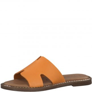 Tamaris orange sandal