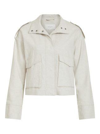 Vila jakke lin