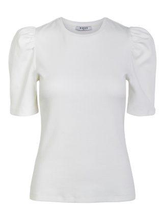 T-skjorte puffermer