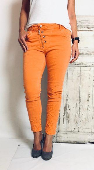 Reunion oransje bukse