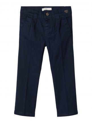 Mørkeblå bukse gutt