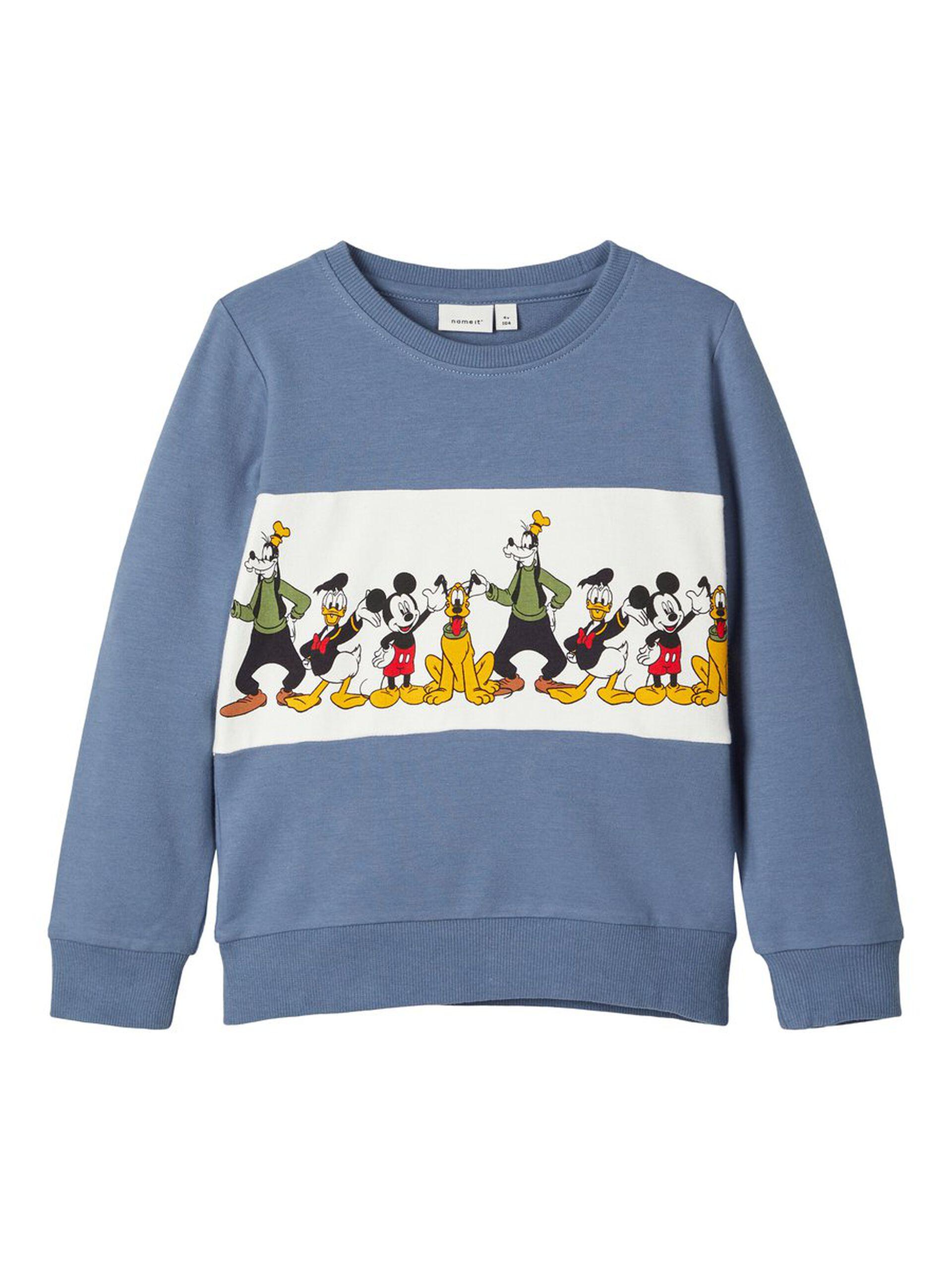blå genser Mickey MioTrend