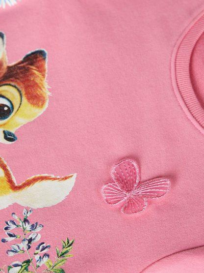 Rosa genser Bambi