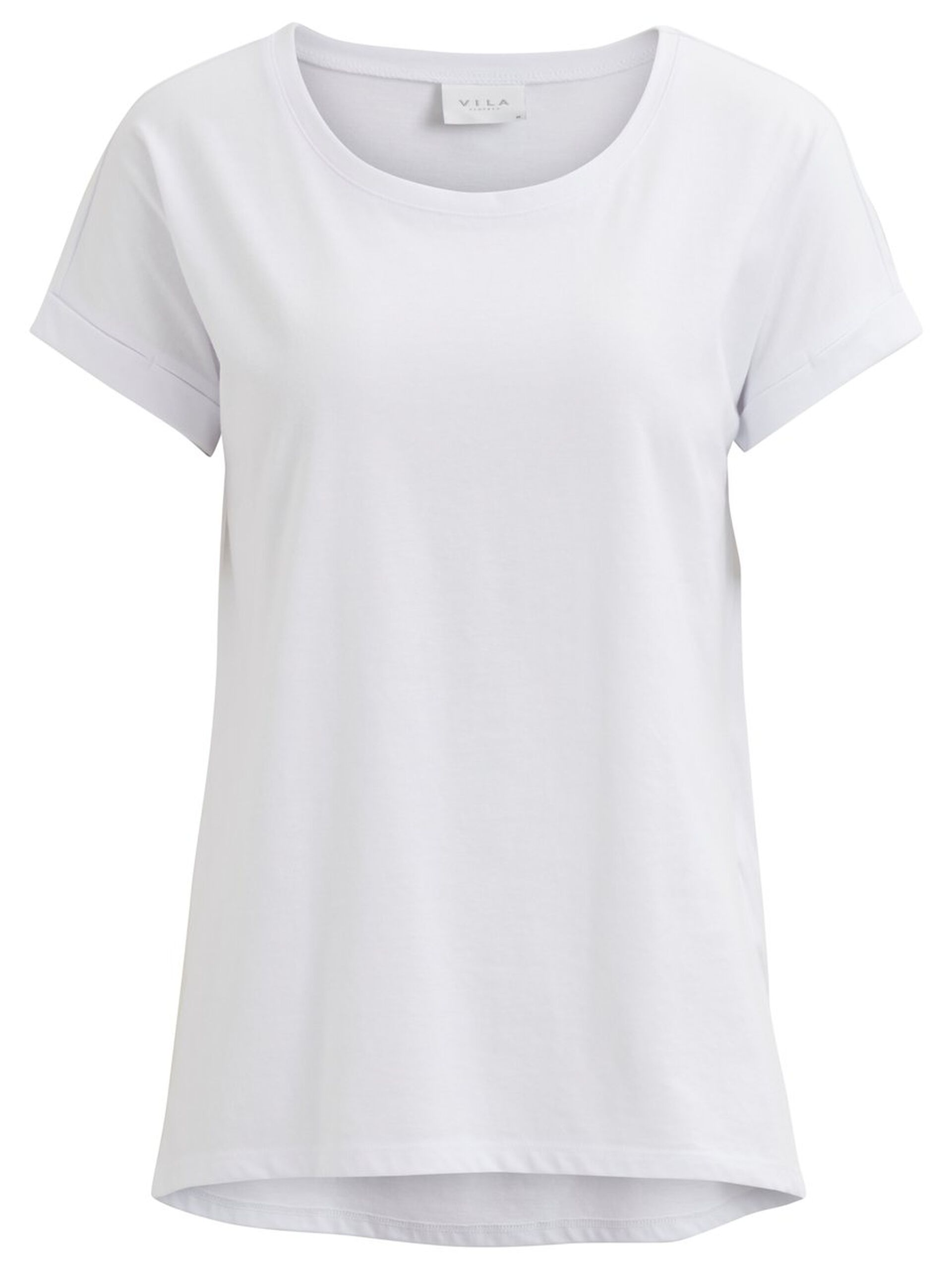 hvit t skjorte Dreamers MioTrend