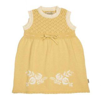 Gul kjole Memini