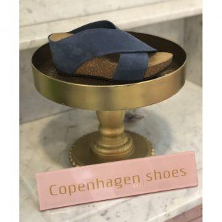 Blå sandal Copenhagen Shoes