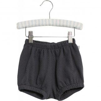 Wheat strikket shorts