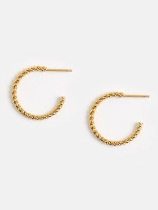 Orelia Rope earrings