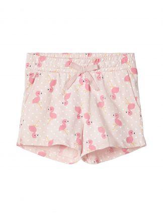 Rosa shorts jente