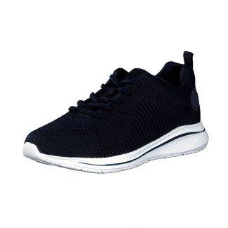 Mørkeblå sko Rieker