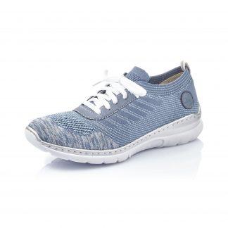 Rieker sko blå