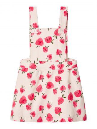 Kjole til barn jordbær