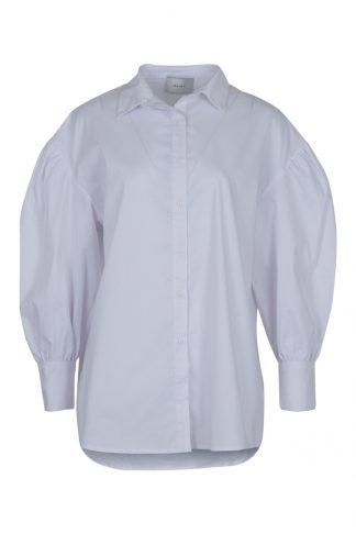 Hvit skjorte Neo Noir