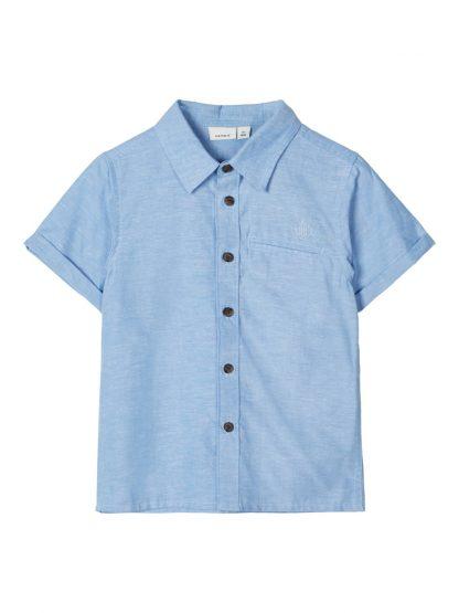 Skjorte kort arm – Skjorter og vester skjorte med kort arm  – Mio Trend