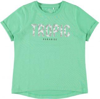 Name It t-skjorte Tropic