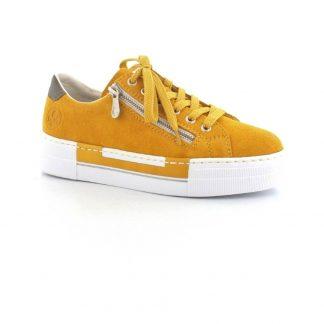 Rieker gule sko