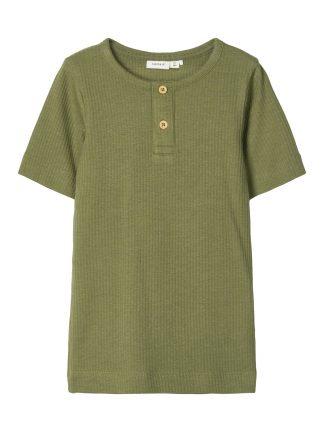 Grønn t-skjorte