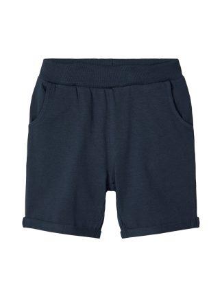 Blå shorts barn