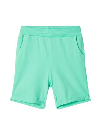 Grønn shorts barn