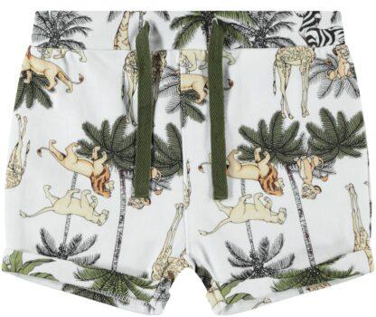 Shorts baby gutt – Shorts hvit shorts Lion King – Mio Trend