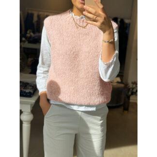 Noella vest rosa