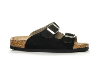 Sorte sandaler Duffy
