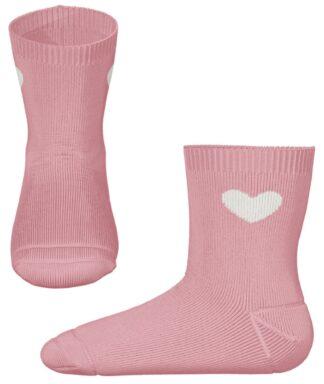 Rosa sokker baby