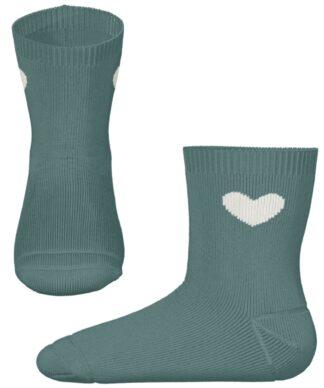 Grønne sokker baby