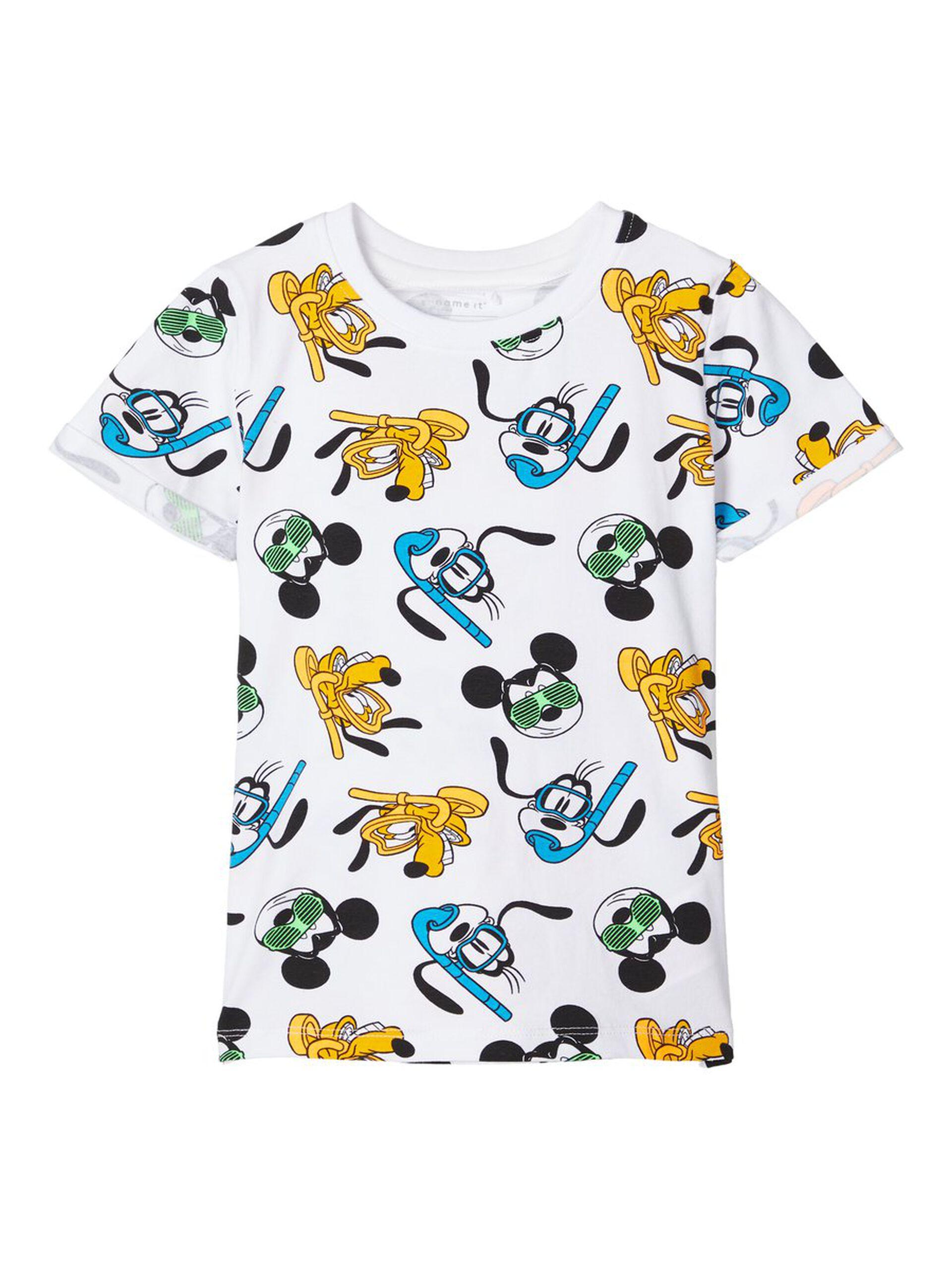 Name It t-skjorte Mikke Mus.