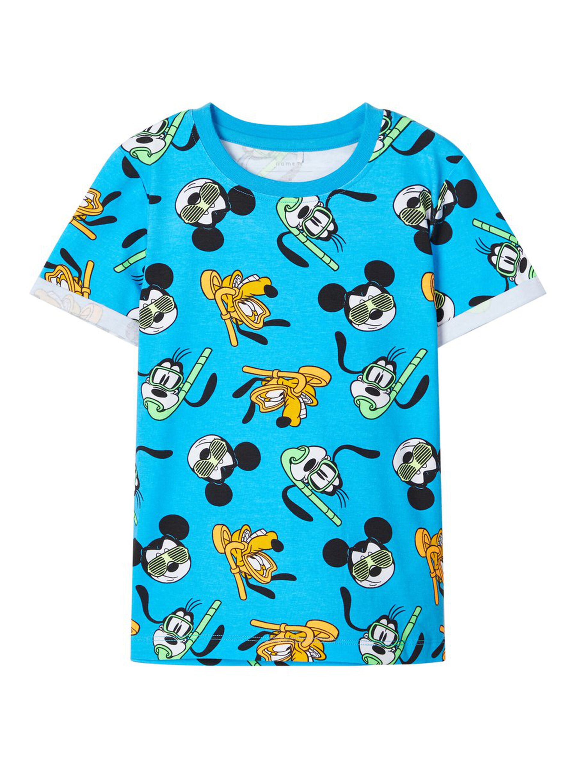 Mikke t-skjorte barn